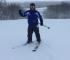 Ski Instructor on snow