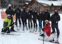 Colorado ski camp