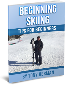 Beginning Skiing: Tips for Beginners Book